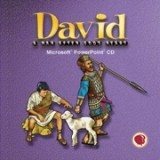 David: A Man after God's Own Heart PowerPoint CD