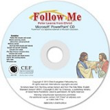 Follow Me: Peter Learns from Christ PowerPoint CD