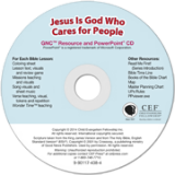 Jesus is God Who Cares for People GNC Resource PPT Download