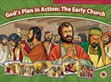 God's Plan in Action: The Early Church - Flashcard visuals