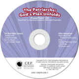 The Patriarchs: God's Plan Unfolds PowerPoint CD