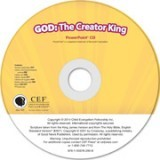 God: The Creator King  PowerPoint CD