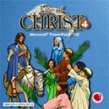Life of Christ 4 PowerPoint CD