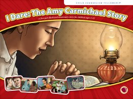 I Dare: The Amy Carmichael Story - Flashcard Visuals