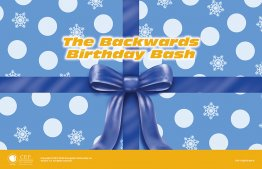 Backwards Birthday Bash (Christmas Party Kit)
