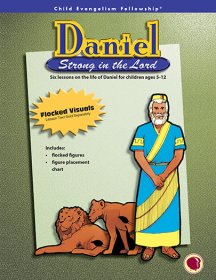 Daniel: Strong in the Lord - Flannelgraph Figures