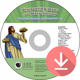 Discovering Jesus / Mary Slessor Resource & PPT Download