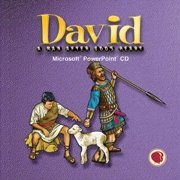 David: A Man after God's Own Heart - PowerPoint CD Download