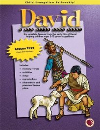 David: A Man After God's Heart - English Text