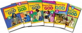 Every Day with God Pack (Books 1-6)