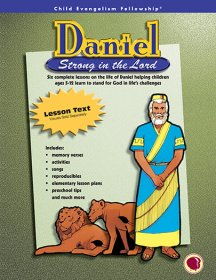 Daniel: Strong in the Lord - English Text