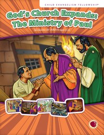 God's Church Expands: The Ministry of Paul - English Text