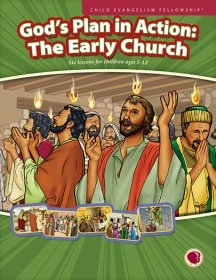 God's Plan in Action: The Early Church - English text