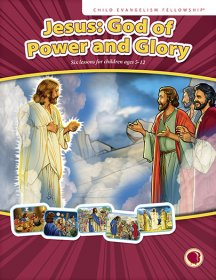 Jesus: God of Power and Glory - English text