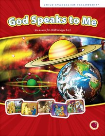 God Speaks to Me - English text