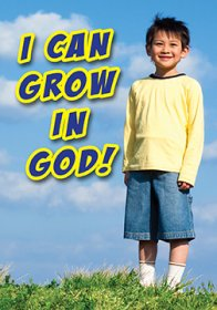 I Can Grow in God, tract (ESV)