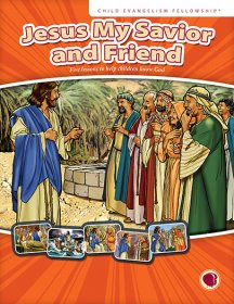 Jesus: My Savior and Friend - English Text