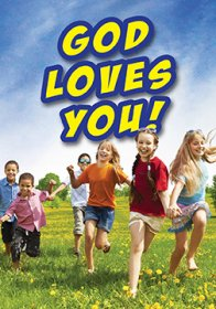 God Loves You ! tract KJV