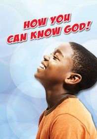 How You Can Know God, tract (KJV)