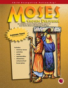 Moses: Chosen Deliverer - English Text