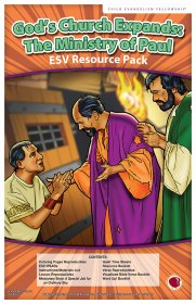 God's Church Expands: The Ministry of Paul Resource Pack ESV