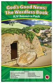 God's Good News: The Wordless Book Resource Pack KJV