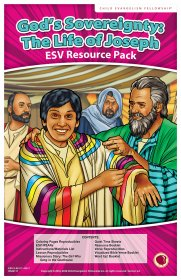 God's Sovereignty: The Life of Joseph Resource Pack ESV