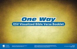 One Way Verse Visuals ESV