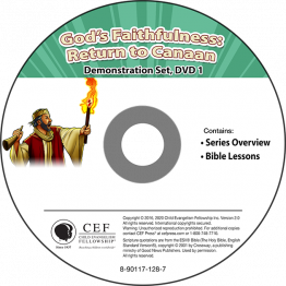 God's Faithfulness: Return to Canaan Demo DVD Set