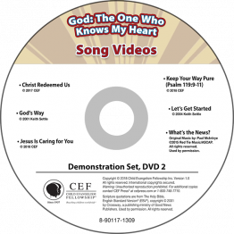 God: The One Who Knows My Heart Song Video Album MP4 'Download'