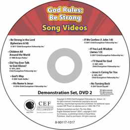 God Rules: Be Strong Song Video Album MP4 'Download'
