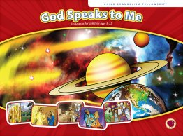 God Speaks to Me - Flashcard visuals
