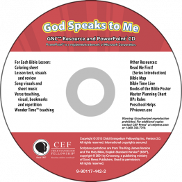 God Speaks to Me GNC Resource PPT Download