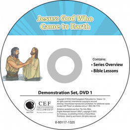 Jesus: God Who Came to Earth Demo DVD