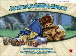 Jesus: God Who Saves, Flashcard visuals