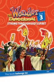 "Book 3 ""Strong through God's Spirit"" KJV"