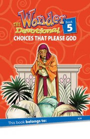"Book 5 ""Choices that Please God"" KJV"