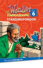 "Book 6 ""Standing for God"" KJV"