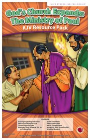 God's Church Expands: The Ministry of Paul Resource Pack KJV