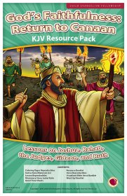 God's Faithfulness: Return to Canaan Resource Pack KJV