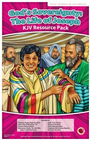 God's Sovereignty: The Life of Joseph Resource Pack KJV