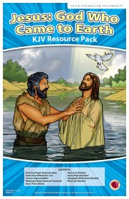 Jesus: God Who Came to Earth Resource Pack KJV
