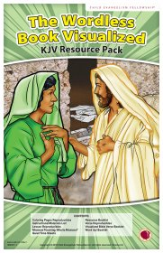 The Wordless Book Visualized Resource Pack KJV
