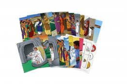 Little Kids Can Know God through the Savior - Flashcards