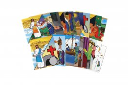 Little Kids Can Know God through His Son - Flashcards