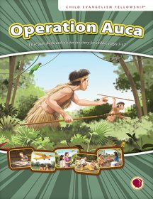 Operation Auca - English Text