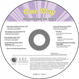 One Way / I Dare Demo DVD set