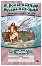 "El Poder de Dios"" La salida de Egipto paquete de recursos (God's Power: Escape from Egypt Resource Pack)"