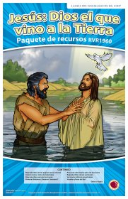Jesús: Dios el que vino a la Tierra (Jesus: God Who Came to Earth) Resource Pack Spanish