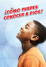 icómo puedes conocer a Dios Tratado (How You Can Know God, tract)